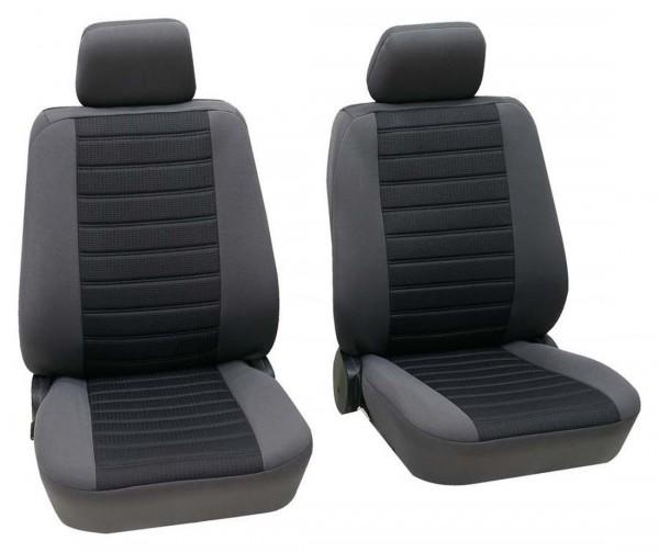Suzuki nur Vordersitzbezüge, coprisedili, sedili anteriori, nero, grigio