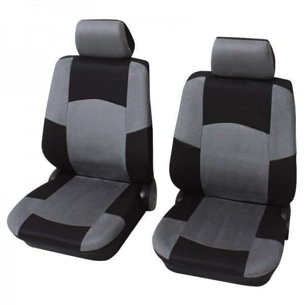 Coprisedili per auto, guarnizione per sedile anteriore, VW T5 ,grigio antracite nero