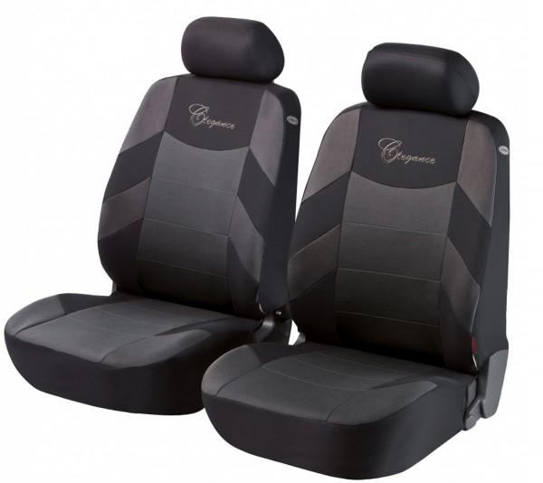 Suzuki, coprisedili, sedili anteriori, nero, grigio,