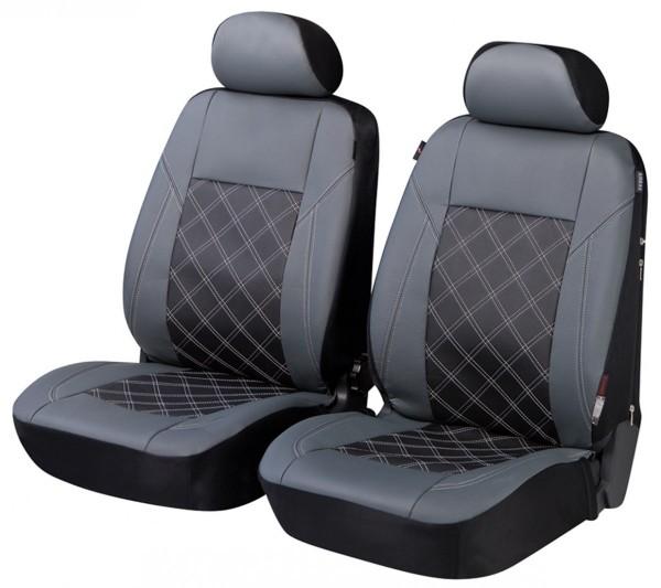 Renault Clio Grandtour, coprisedili, sedile anteriore, grigio, nero,