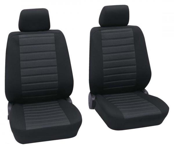 Suzuki nur Vordersitzbezüge, coprisedili, sedili anteriori, nero